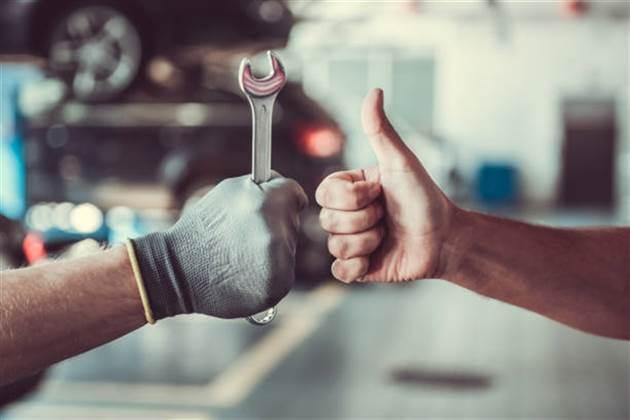 Automotive Parts Person
