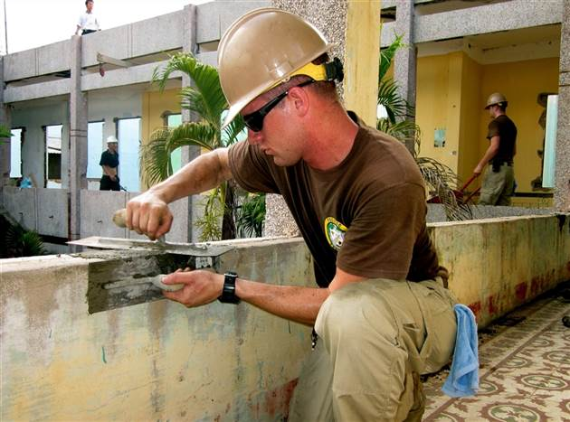 Cement (Concrete) Finisher