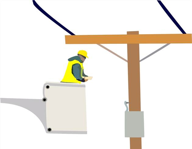 Electrician, Construction and Maintenance